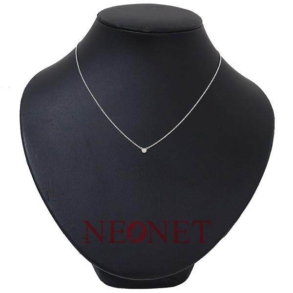 ティファニー バイザヤード ダイヤ ネックレス SV925 41.0cm neonet05 02