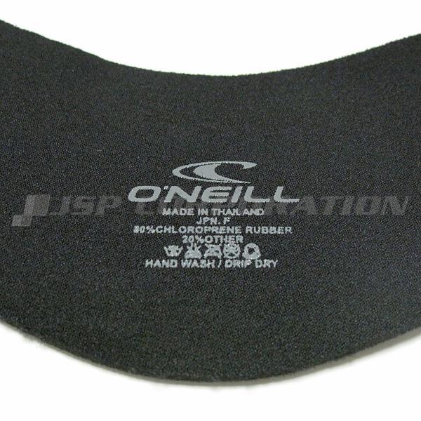 ウエットスーツ ドライスーツ の防水対策 / O'NEILL:ネックベルト 水の浸入を防ぐ neonet 04