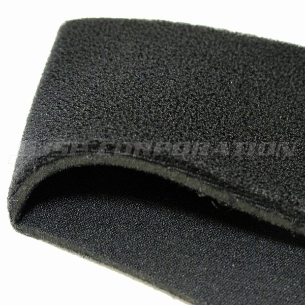 ウエットスーツ ドライスーツ の防水対策 / O'NEILL:ネックベルト 水の浸入を防ぐ neonet 05