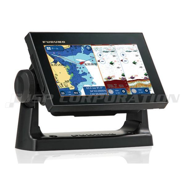 7型ワイド カラー液晶GPSプロッタ魚探 GP-1871F 送受波器なし