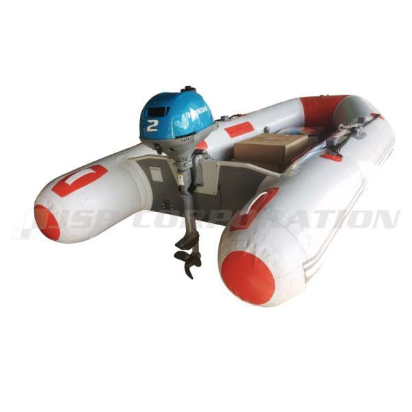 ホンダ 2馬力 船外機 4ストローク BF2DH トランサムS バーハンドルタイプ エンジンオイル200ml付 [限定カラーモデル] neonet 02