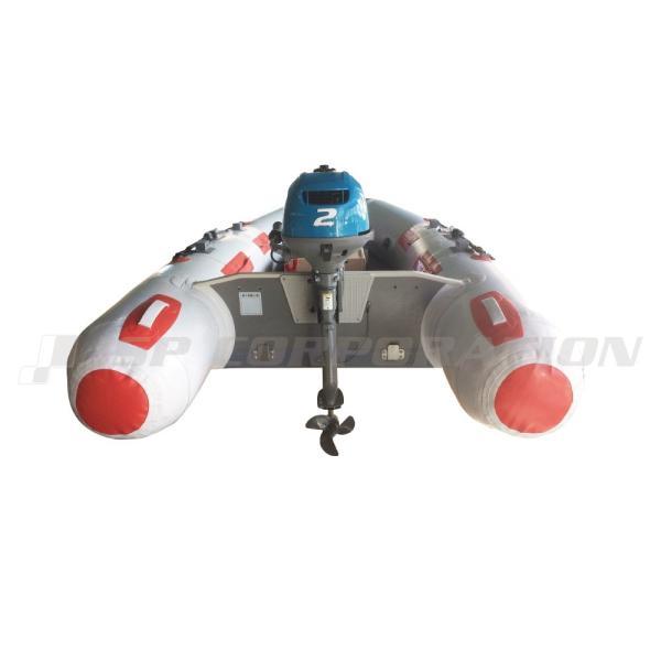 ホンダ 2馬力 船外機 4ストローク BF2DH トランサムS バーハンドルタイプ エンジンオイル200ml付 [限定カラーモデル] neonet 03