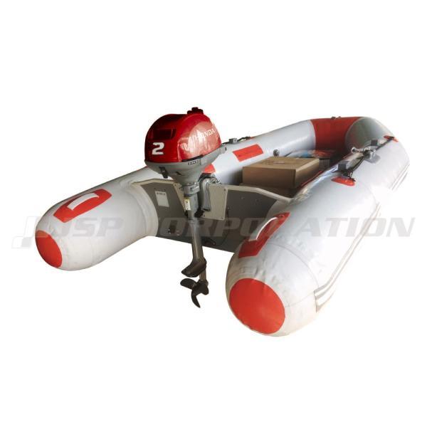 ホンダ 2馬力 船外機 4ストローク BF2DH トランサムS バーハンドルタイプ エンジンオイル200ml付 [限定カラーモデル]|neonet|04