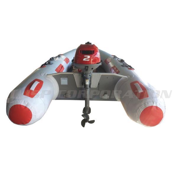 ホンダ 2馬力 船外機 4ストローク BF2DH トランサムS バーハンドルタイプ エンジンオイル200ml付 [限定カラーモデル] neonet 05