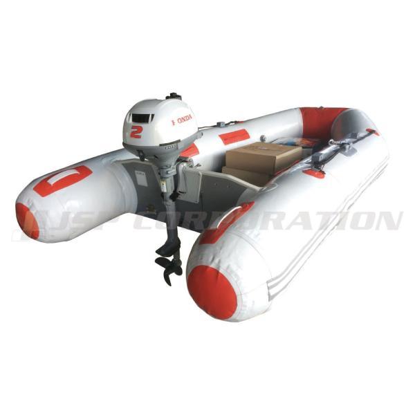 ホンダ 2馬力 船外機 4ストローク BF2DH トランサムS バーハンドルタイプ エンジンオイル200ml付 [限定カラーモデル] neonet 06
