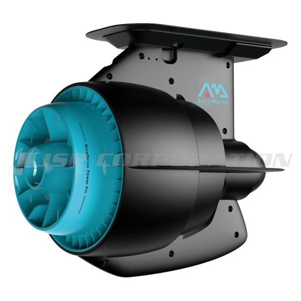 BlueDrive ブルードライブ  POWER FIN パワーフィン スタンドアップパドルボード / カヤック用 電動 モーター フィン アクアマリーナ|neonet