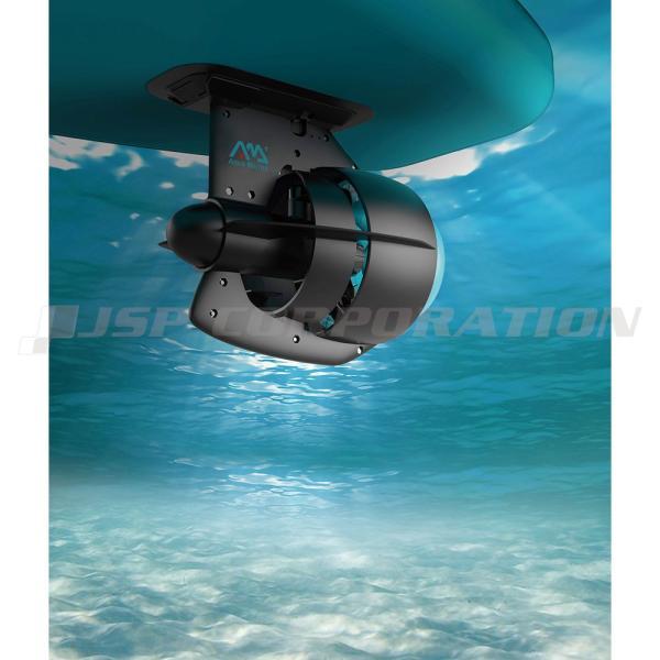 BlueDrive ブルードライブ  POWER FIN パワーフィン スタンドアップパドルボード / カヤック用 電動 モーター フィン アクアマリーナ|neonet|04
