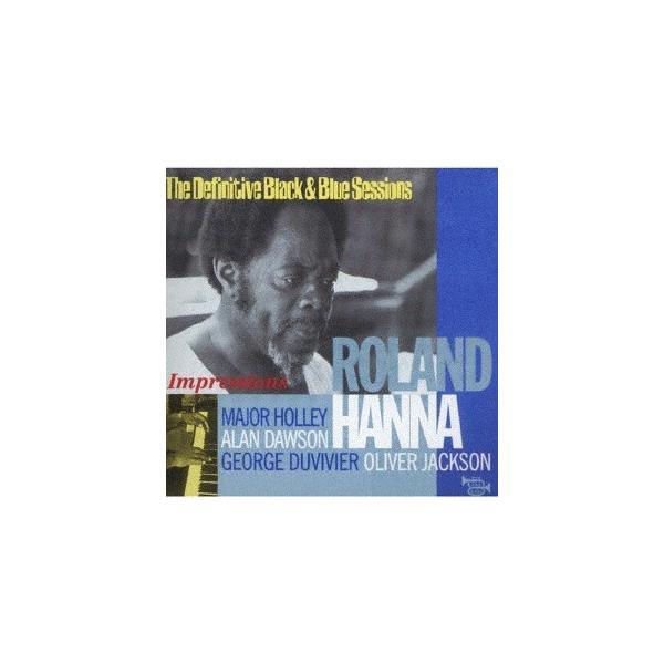 [CD]/ローランド・ハナ/インプレッションズ [完全限定生産]