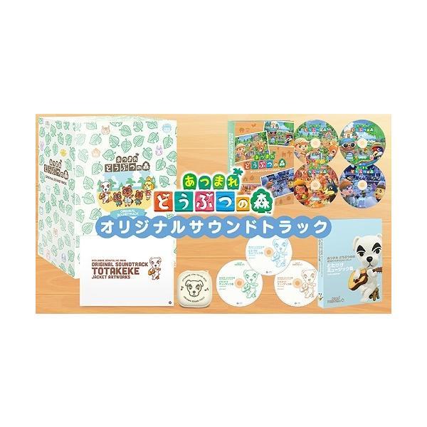 CD /ゲーム・ミュージック/「あつまれどうぶつの森」オリジナルサウンドトラック 初回数量 生産盤