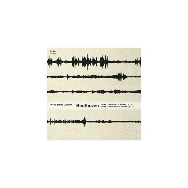 【送料無料選択可】[CD]/ウェールズ弦楽四重奏団/ベートーヴェン: 弦楽四重奏曲 全集4