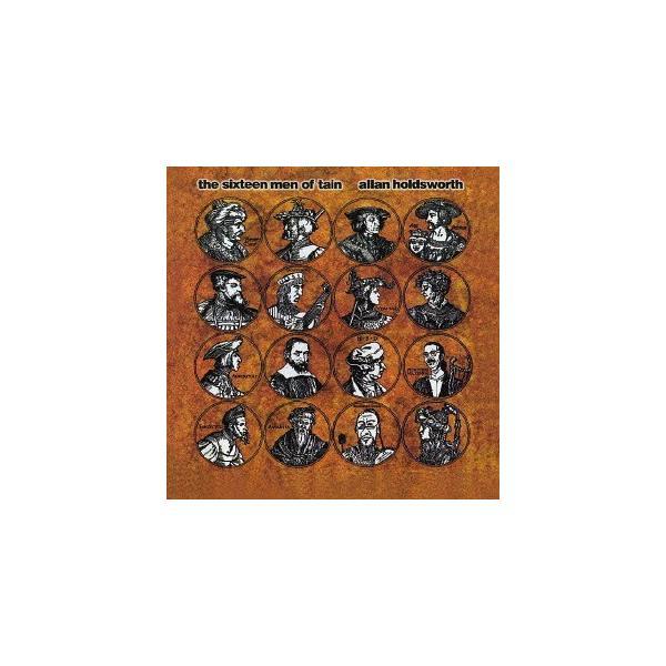 [CD]/アラン・ホールズワース/ザ・シックスティーン・メン・オブ・テイン [Blu-spec CD]