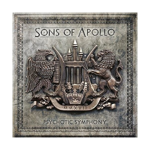 Sons Of Apollo Psychotic Symphony<完全生産限定盤> CD 88985474452