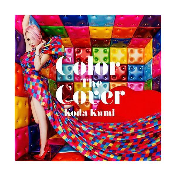 [CDA]/【送料無料選択可】倖田來未/Color the Cover [CD+DVD]
