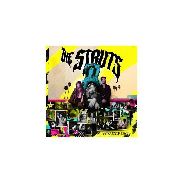 【送料無料選択可】[CD]/ザ・ストラッツ/ストレンジ・デイズ