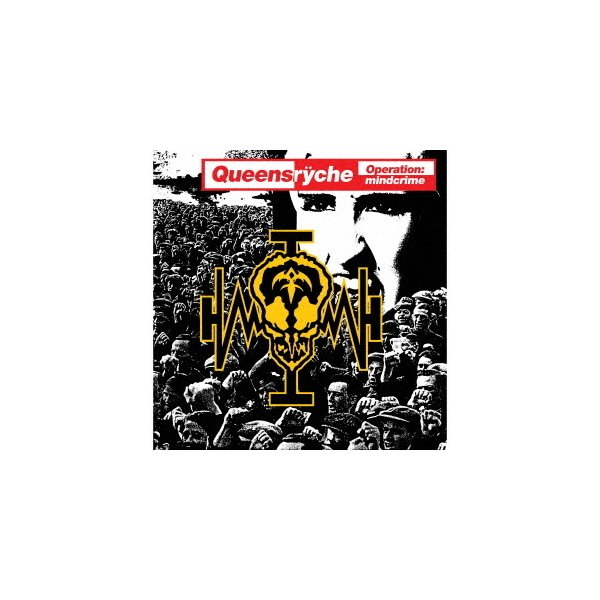[CD]/クイーンズライチ/オペレーション: マインドクライム (スーパー・デラックス・エディション) [4SHM-CD+DVD] [完全生産限定盤]
