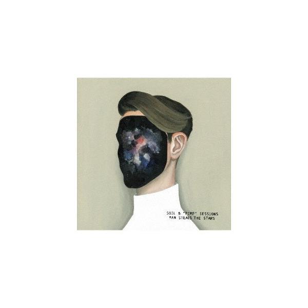 "【送料無料選択可】[CD]/SOIL&""PIMP""SESSIONS/MAN STEALS THE STARS [DVD付初回限定盤]"