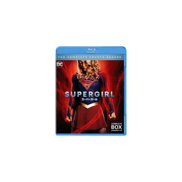 Blu-ray /TVドラマ/SUPERGIRL/スーパーガール<フォース>コンプリート・セット