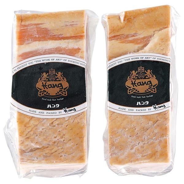 精肉 肉加工品 加工品 ベーコン ギフト セット 詰め合わせ 贈り物 神戸ハング 手造りスモークベーコン(スモークベーコン約200gx2) 御祝 お祝い お礼 贈り物