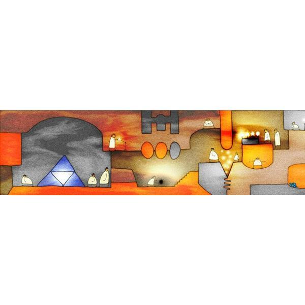 絵画「科学博覧会」 ジクレー版画 ヨーロッパで大人気 ネルバ作 111-194|nerva|02