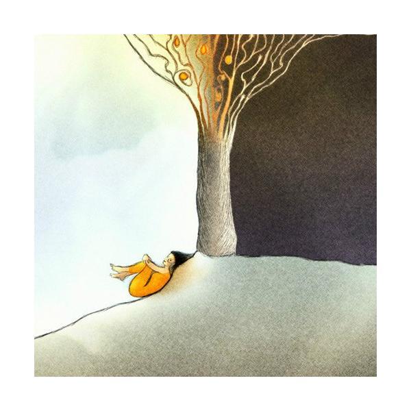 絵画「あんずの木に朝が来る」 ジクレー版画 ヨーロッパで大人気 ネルバ作 111-203|nerva|02