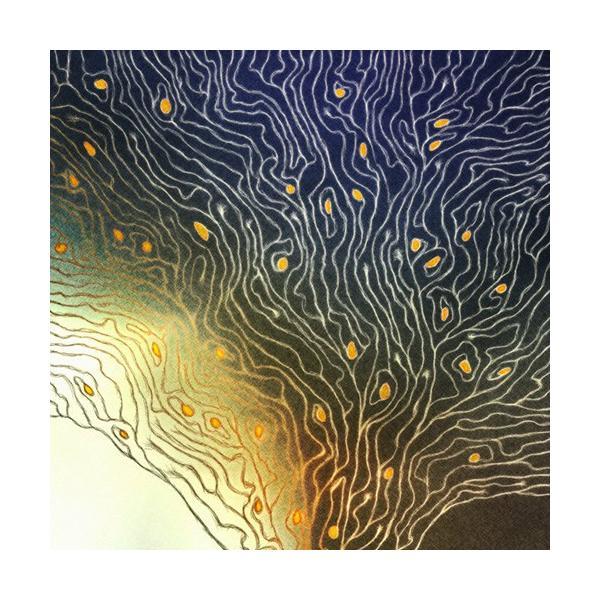 絵画「あんずの木に朝が来る」 ジクレー版画 ヨーロッパで大人気 ネルバ作 111-203|nerva|03