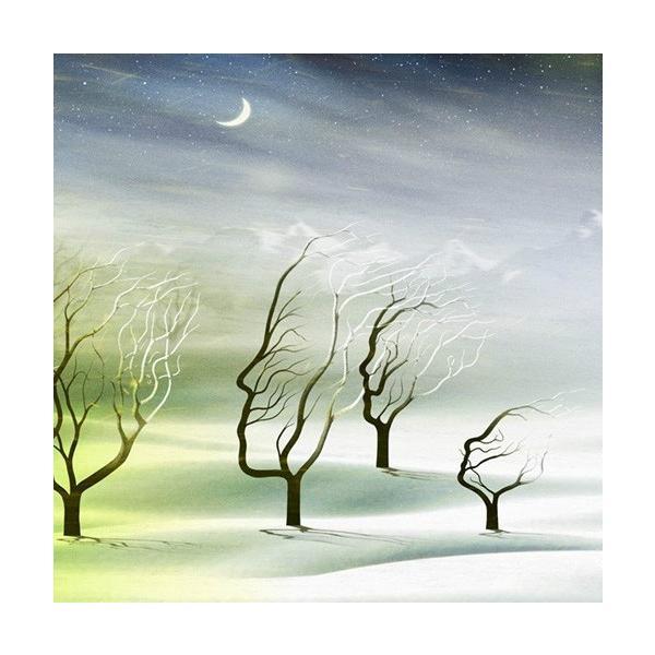 絵画「春前夜」 ジクレー版画 ヨーロッパで大人気 ネルバ作 112-207|nerva|02