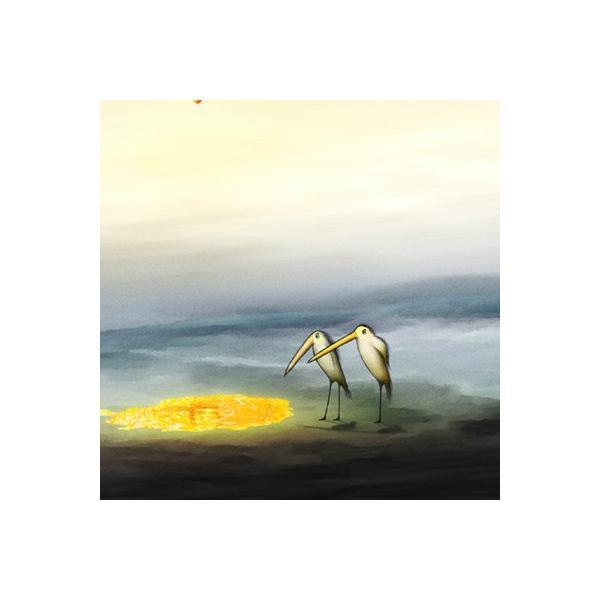 絵画「太陽がこぼれてるよ!」 ジクレー版画 ヨーロッパで大人気 ネルバ作 113-226|nerva|03