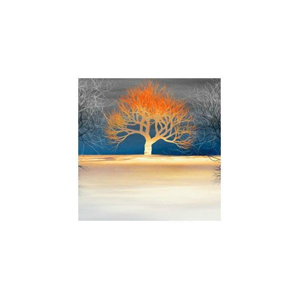 絵画「夕映えの木」 ジクレー版画 ヨーロッパで大人気 ネルバ作 114-242|nerva|02