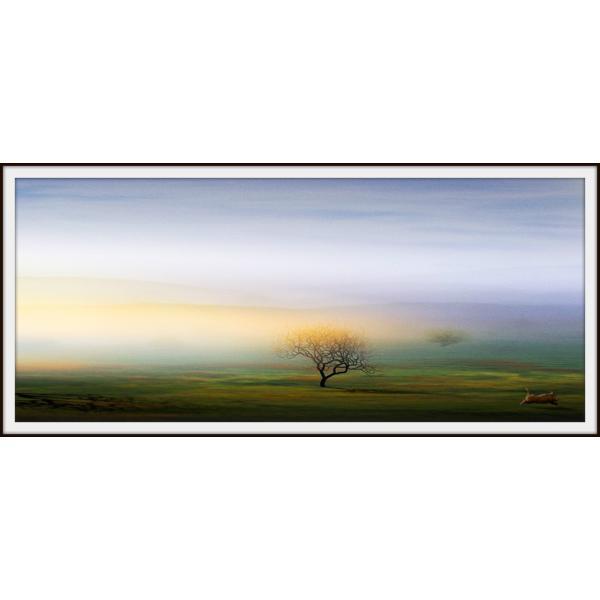 絵画「どこに向かっているんだろう」 ジクレー版画 ヨーロッパで大人気 ネルバ作 115-247|nerva