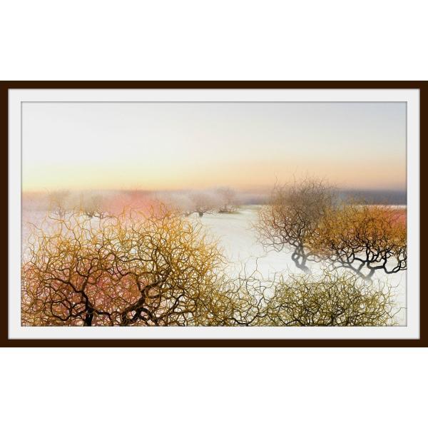 絵画「春はもうすぐそこ」 ジクレー版画 ヨーロッパで大人気 ネルバ作 115-258|nerva