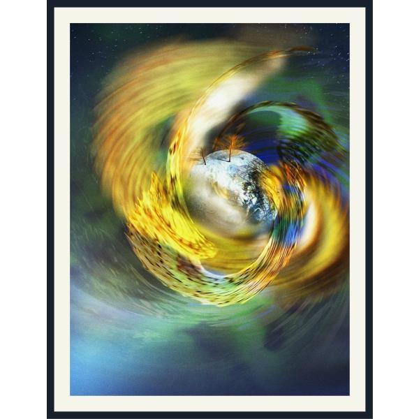 絵画「そこに水はあるのか?」ジクレー版画 ヨーロッパで大人気 ネルバ作 115-262|nerva