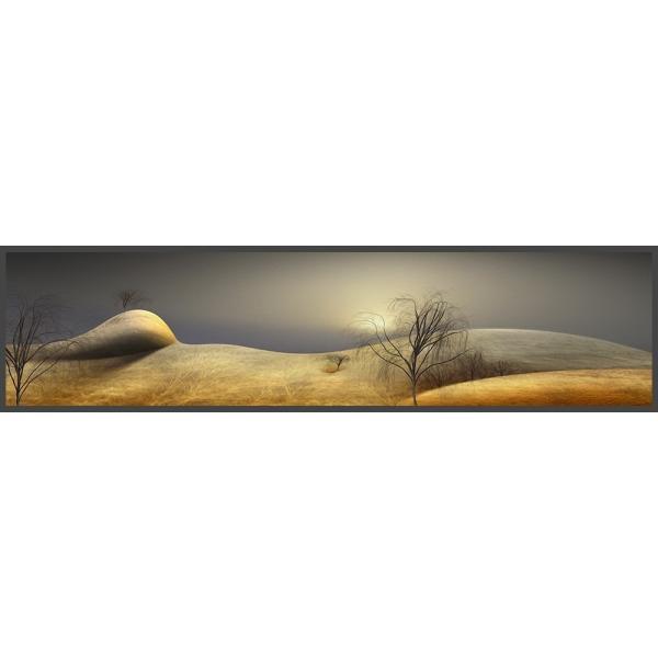 絵画「見わたすかぎりの黄金色」ジクレー版画 ヨーロッパで大人気 ネルバ作 115-267|nerva