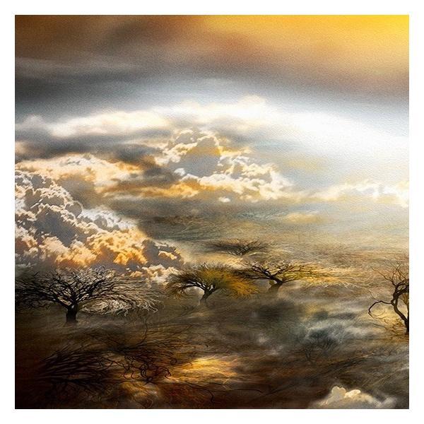 絵画 ネルバ作「月、雲海より打ち上げ準備よし」116-293 ジクレー版画 2016年製作 限定18枚|nerva|03