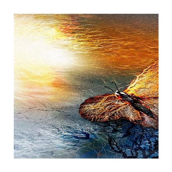 絵画 「朝の光射す」117-305 ネルバ作 ジクレー版画|nerva|02