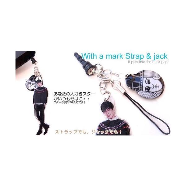 ■KARA(ニコル)マーク&本人スタイル!身近に感じるからうれしいイヤフォンジャック&ストラップ!|nescyu|05