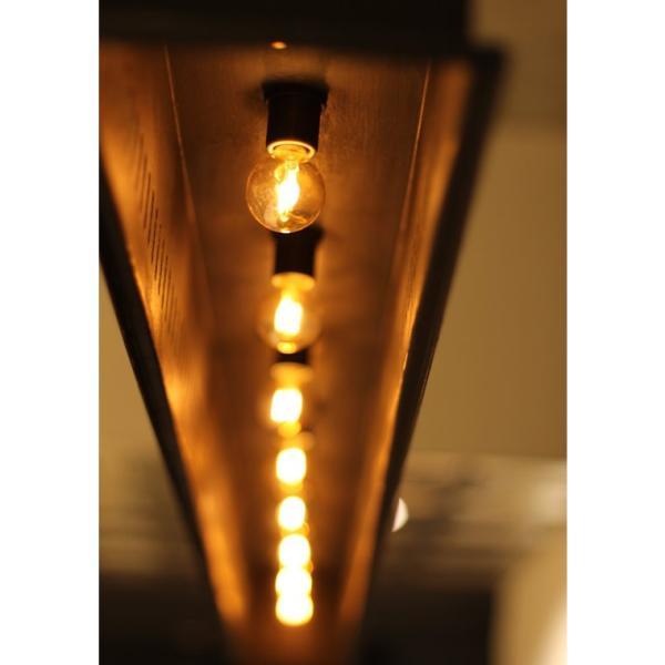 2個セット 口金E17 調光器対応 エジソン バルブ LED E17 LED電球 照明 エジソン電球 レトロ フィラメントLED シャンデリア おしゃれ|nestbeauty|20