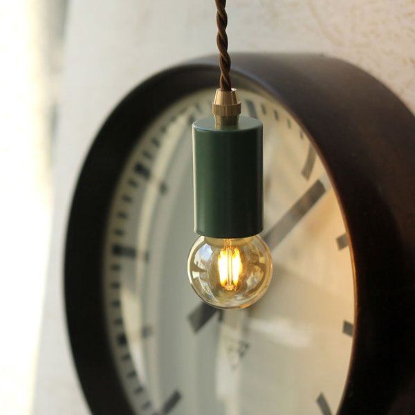 2個セット 調光器対応 E26ミニボール形 エジソン バルブ EDISON BULB LED 3W 100V 口金E26 LED 照明 エジソン電球 電球色 裸電球 レトロ nestbeauty 05