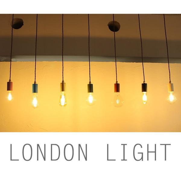 ペンダントライト 1灯用 ロンドンライト ダクトレール用 引掛けシーリング E26/30-100cm シンプル カラフル おしゃれ エジソンバルブ 裸電球用|nestbeauty|17