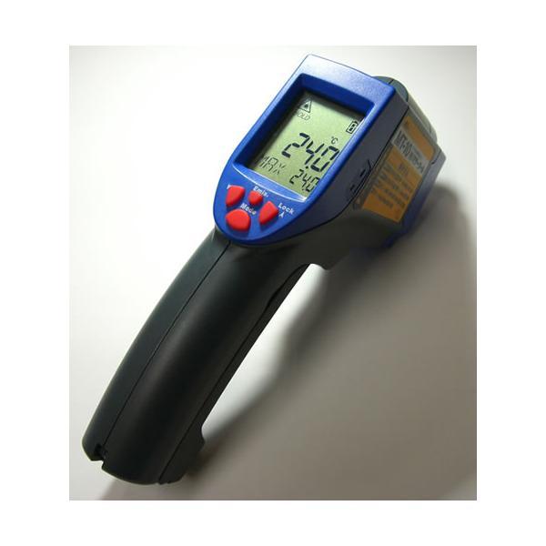 マザーツール MT-10 非接触温度計 レーザーポインター付き 送料無料