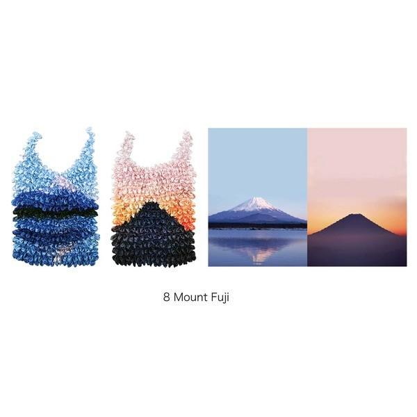 HAM−15絞りバッグ Mount Fuji