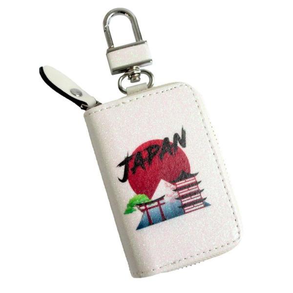 AWESOME(オーサム) スマートキーケース 和シリーズ 富士山 ASK-WAP02