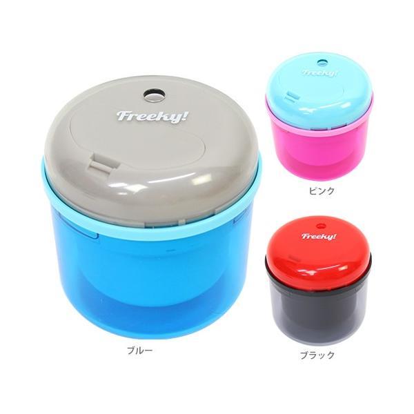 RoomClip商品情報 - SONIC<ソニック> フリーキー 乾電池式電動鉛筆削り 3カラー sk-4928-snc