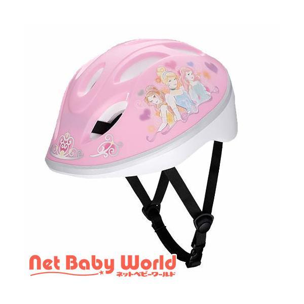 キッズヘルメット プリンセス Sサイズ ( 1個 )/ アイデス ( 三輪車 のりもの ヘルメット )
