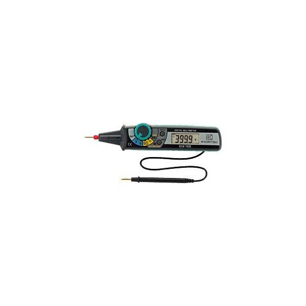 共立電気計器 1030 キューマルチメータ デジタルマルチメータ