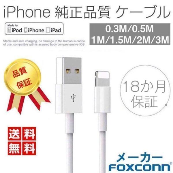 iPhone充電ケーブルType-C充電ケーブルmicroUSBケーブル2.4m1.2m0.6mモバイルバッテリー90日保証ヤフ