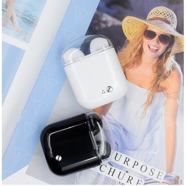 ワイヤレスイヤホン Bluetooth 4.2 ステレオ ブルートゥース オープン iphone6s iPhone7 8 x Plus android ヘッドセット ヘッドホンsale|netdirect|20