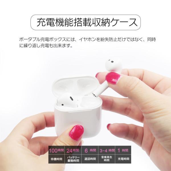 ワイヤレスイヤホン Bluetooth 4.2 ステレオ ブルートゥース オープン iphone6s iPhone7 8 x Plus android ヘッドセット ヘッドホンsale|netdirect|10