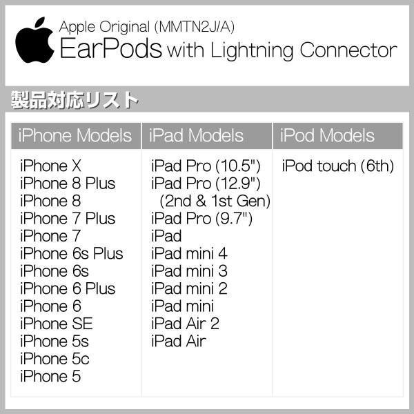 iPhone7 8 X XSイヤホン Lightning Connector iPhone7 Plus 対応 マイク付き netdirect 08