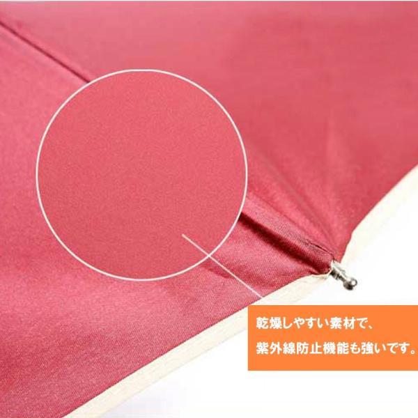 日傘 折りたたみ傘 レディース 晴雨兼用傘 折りたたみ傘 軽量 遮光 遮熱 涼しい 超ミニコンパクト UVカット 紫外線対策 収納ポーチ付き|netdirect|03