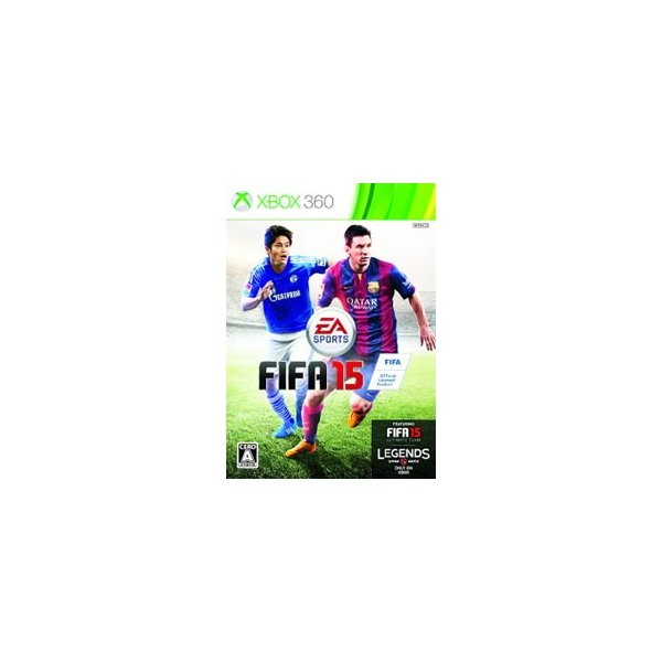 FIFA 15 [XBox360]の画像